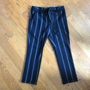 Loft Striped Pants